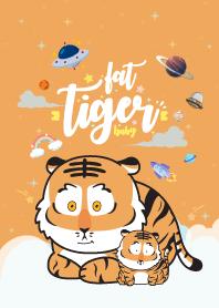 Fat Tiger Orange