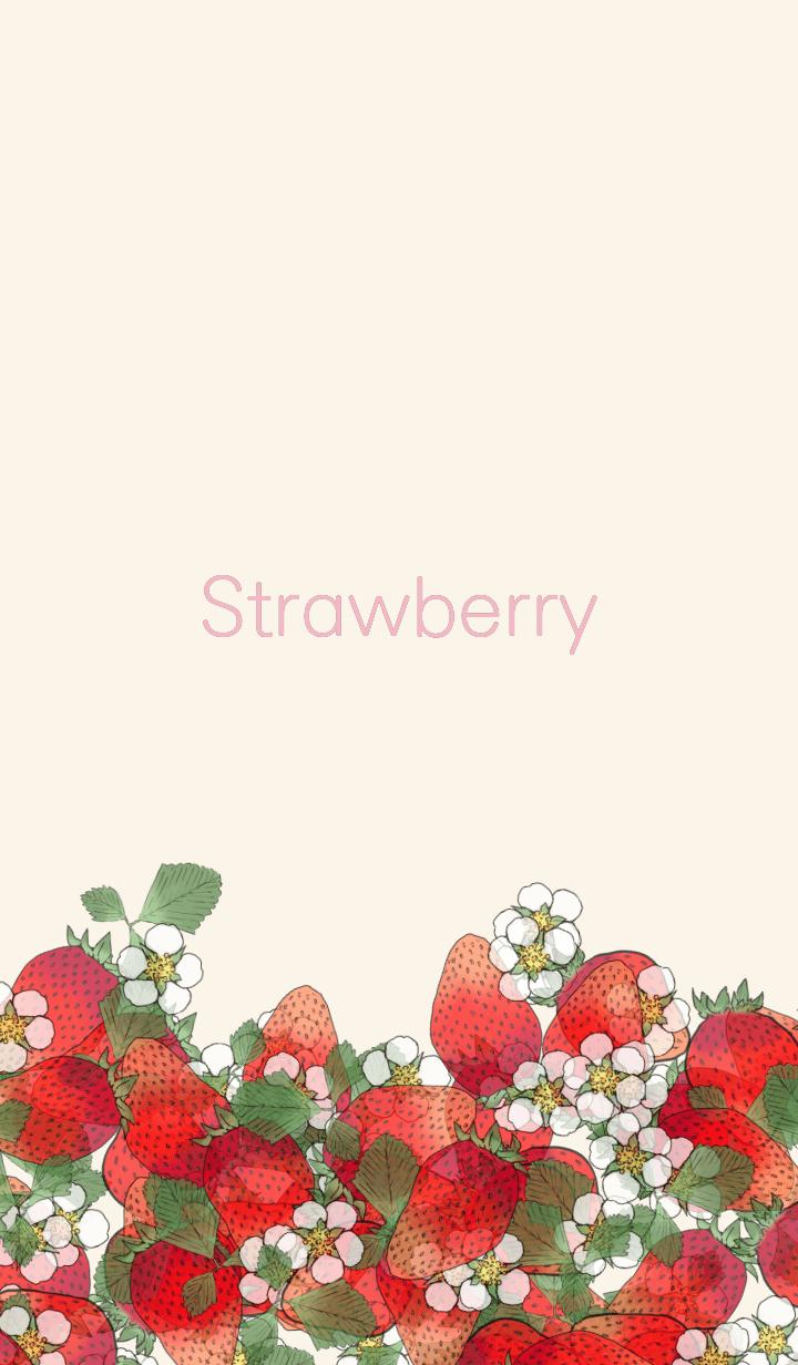 Strawberry !