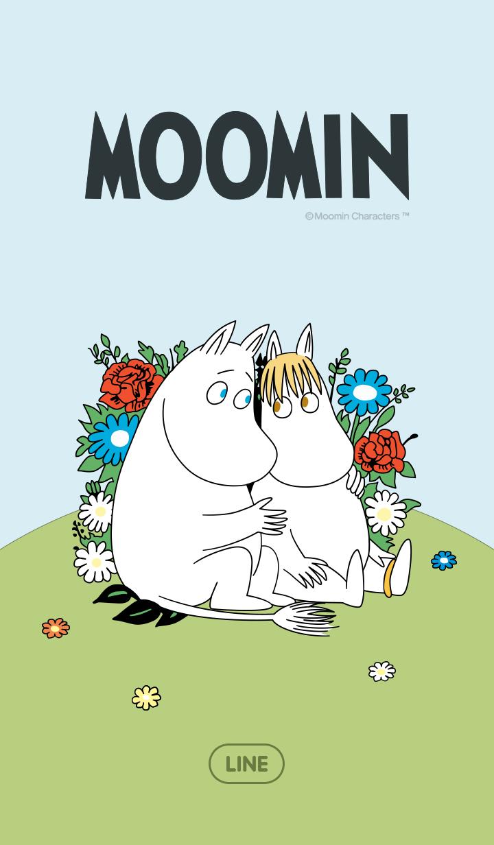 【主題】Moomin