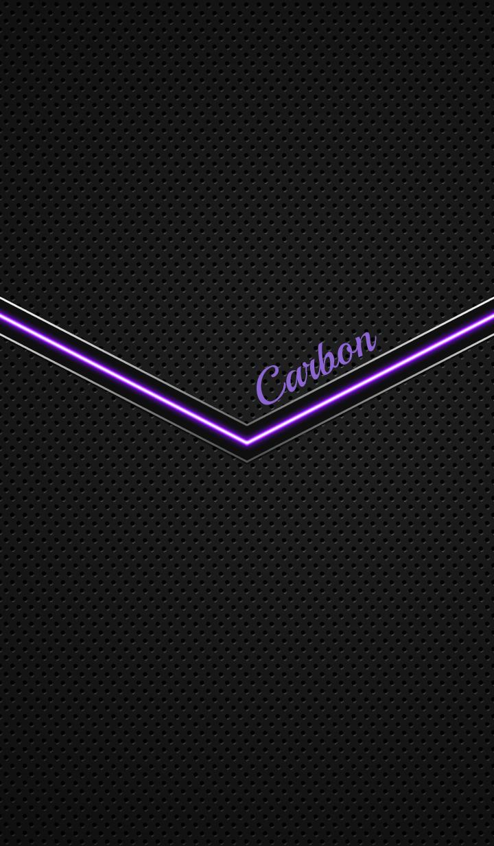 Stylish Carbon. [Purple]
