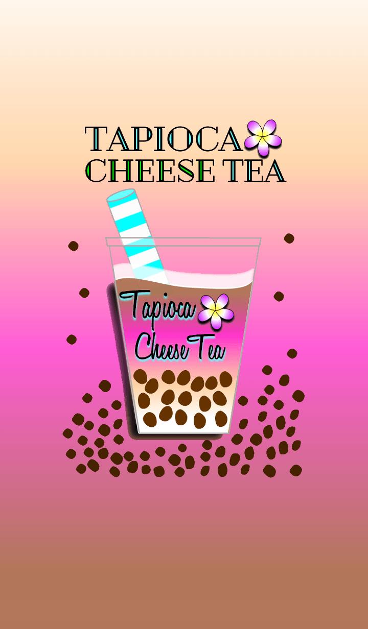 Tapioca Cheese Tea