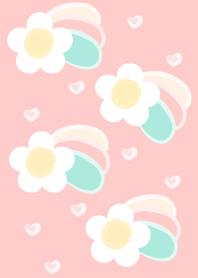 mini flower and shooting stars 8