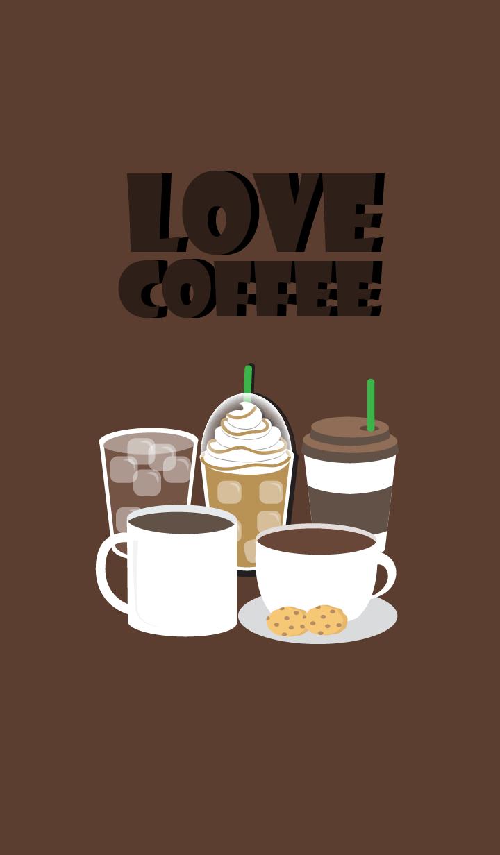 I Love Coffee Theme (jp)