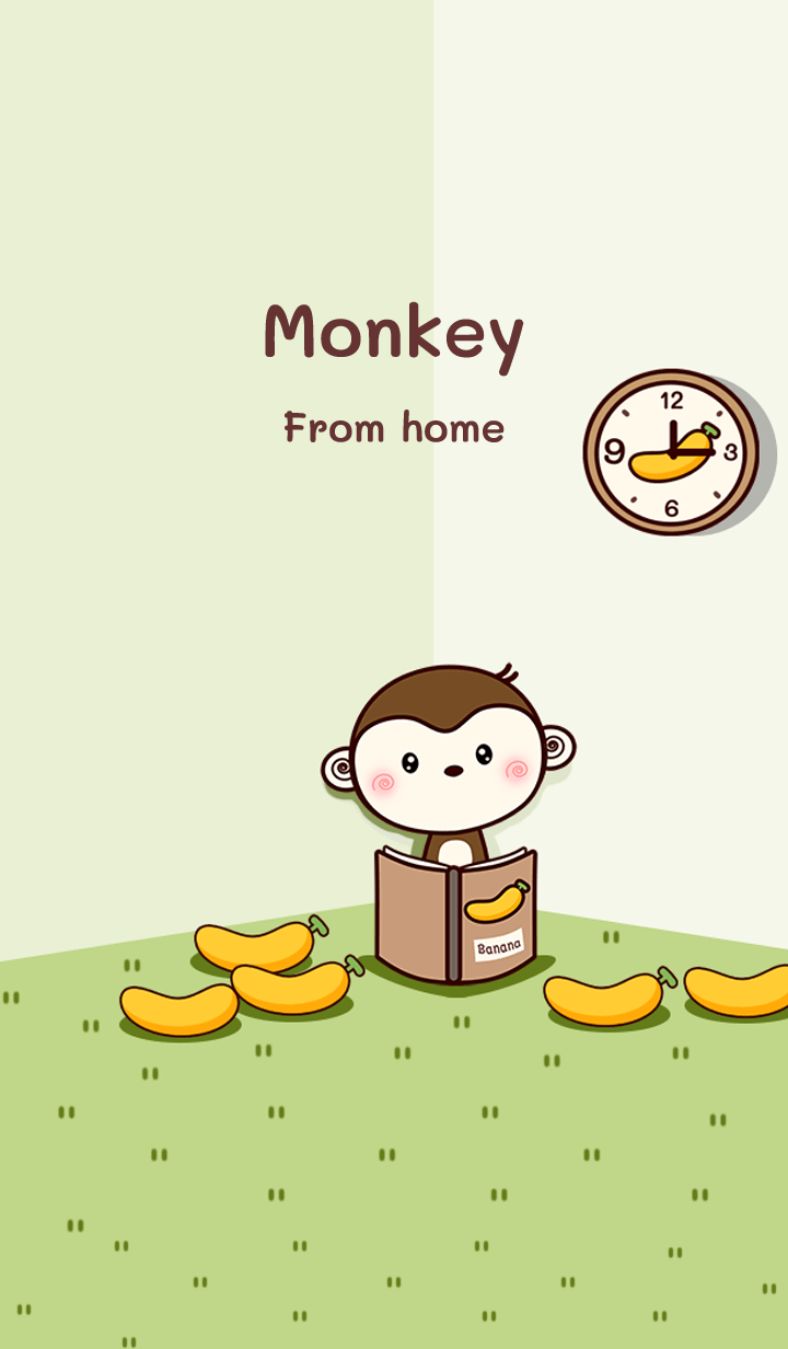 Monkey for home