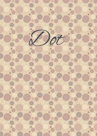 Dot3 - brown