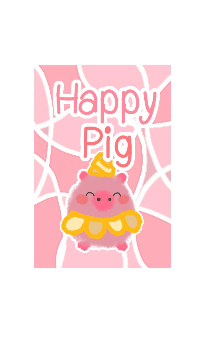 Happy piggy