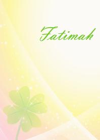 No.1640 Fatimah Lucky Clover name