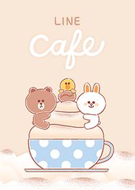 LINE咖啡館