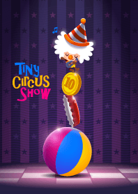 Fluffy and Tilly (Tiny Circus Show)
