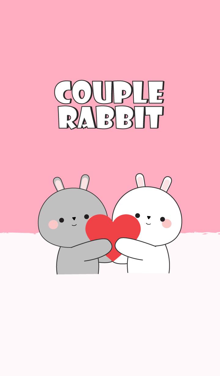 Couple Rabbit Theme (jp)