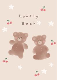 A bear with a happy mood3.