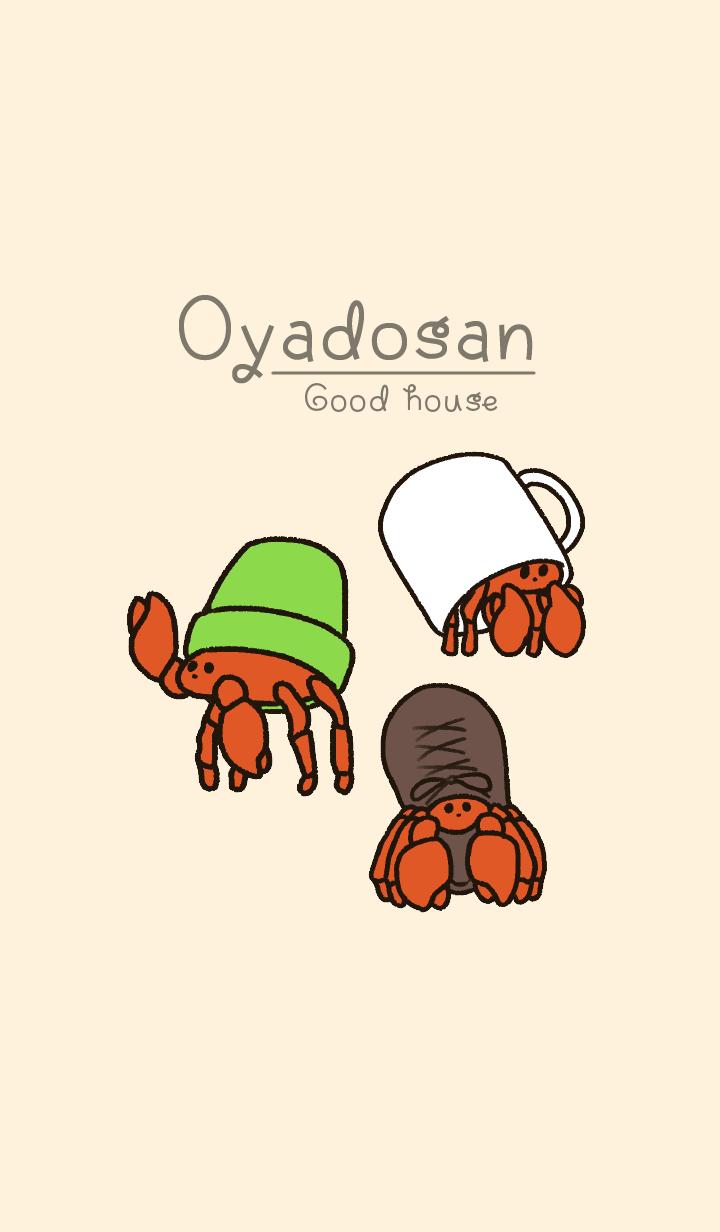 Oyadosans house
