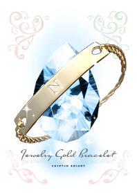 Jewelry Gold bracelet_N