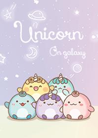 Party unicorn pastel