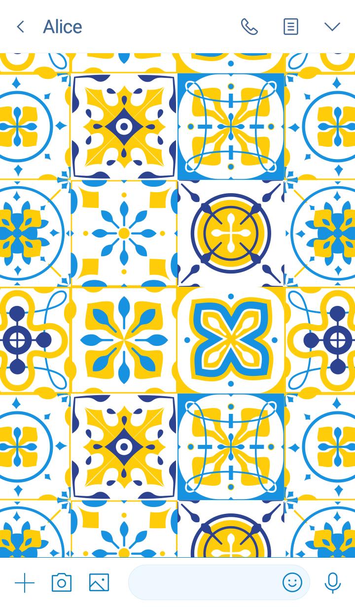 kaleidoscope theme
