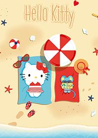 Hello Kitty 海灘渡假篇