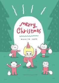 森田-聖誕快樂