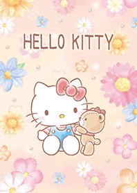 凱蒂貓(水彩畫風篇♪)