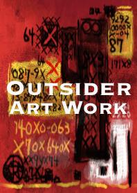 OUTSIDER ARTWORK 35X4