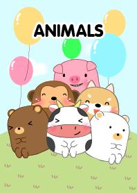 The Animals Gang Theme