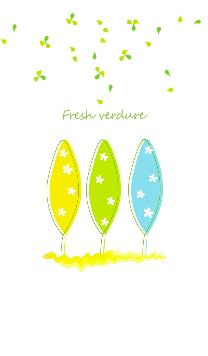 ...artwork_Fresh verdure