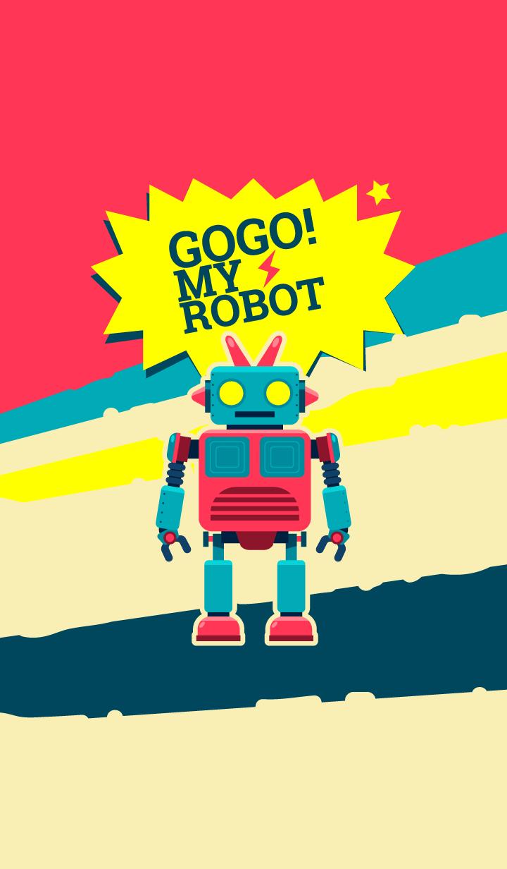 GoGo! My Robot #3