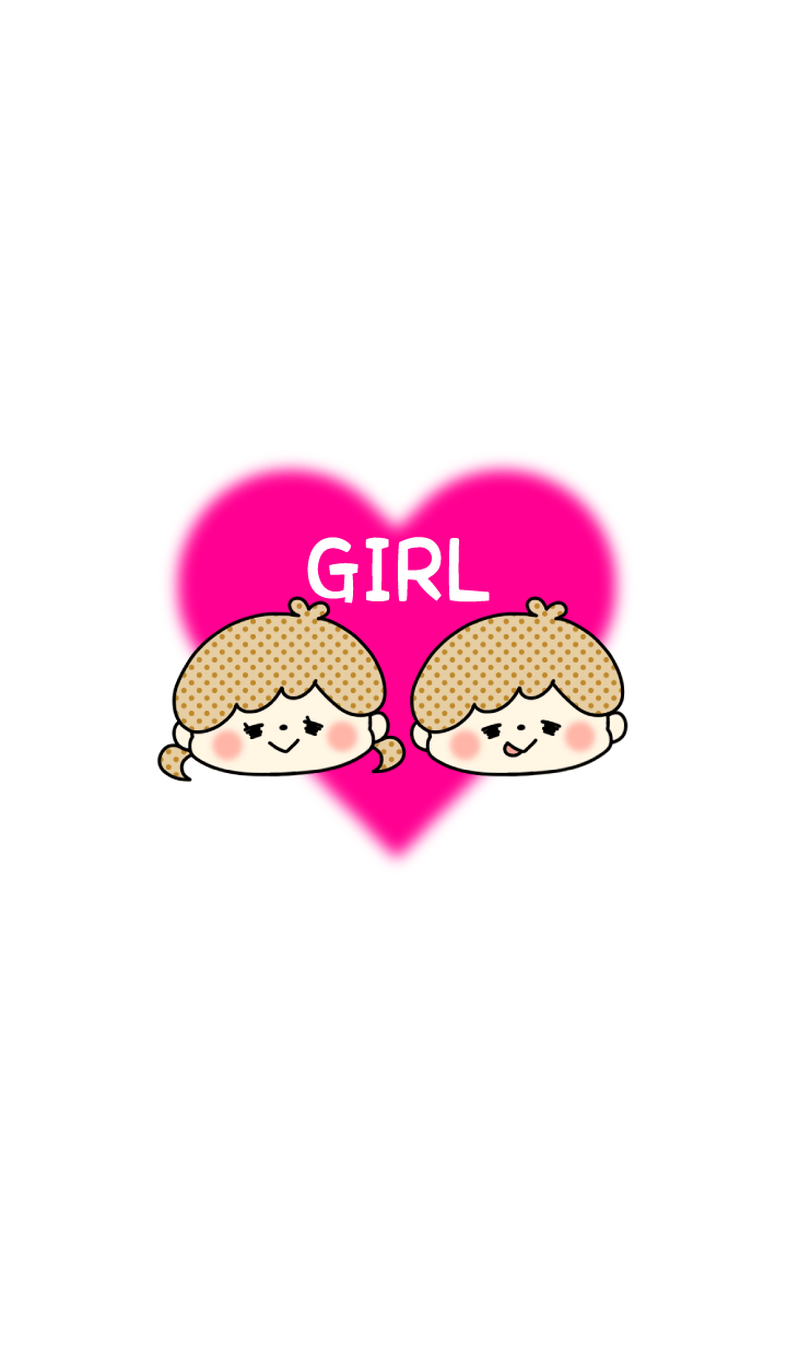 -LOVELY COUPLE THEME- GIRL / No.15