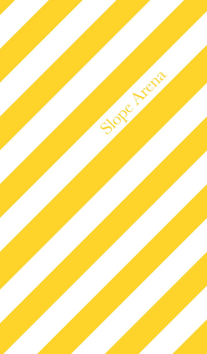 Slope Arena -yellow.-