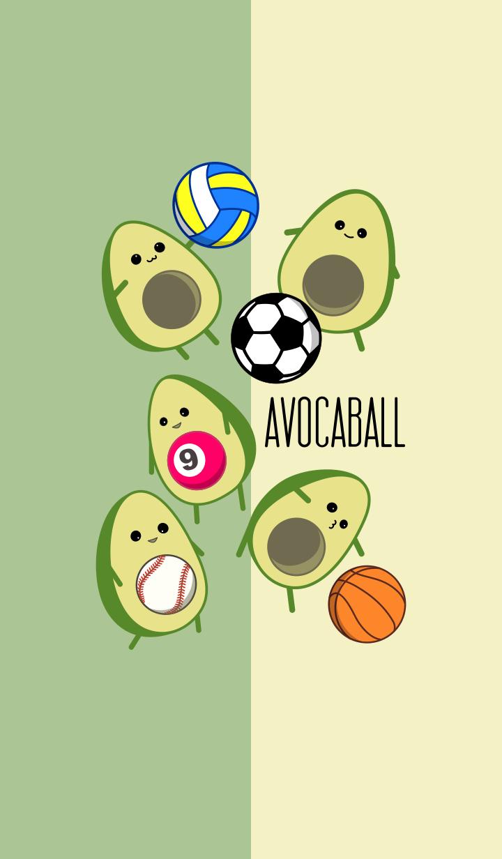 Avocaball