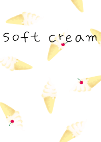 Soft Ice Cream Party!