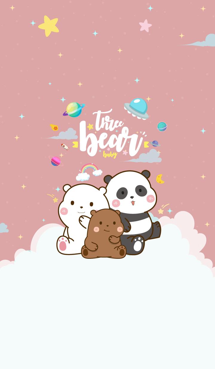 Three Bear Lover Mulberry