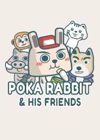 波卡兔與他的快樂夥伴