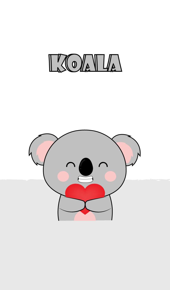 I'm Cute Cute Koala Theme (jp)