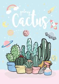 Cactus Galaxy. (Cute ver.)