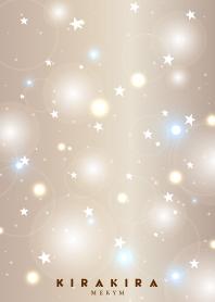KIRAKIRA 2 -BROWN GOLD STAR- #2020