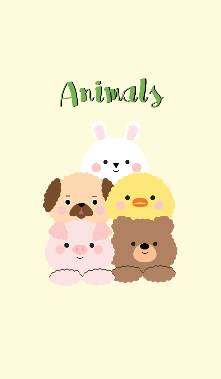 I'm Cute Animals