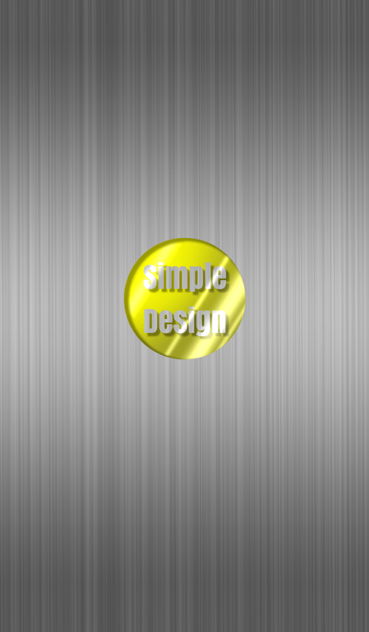 Steel Simple Design Yellow ver.