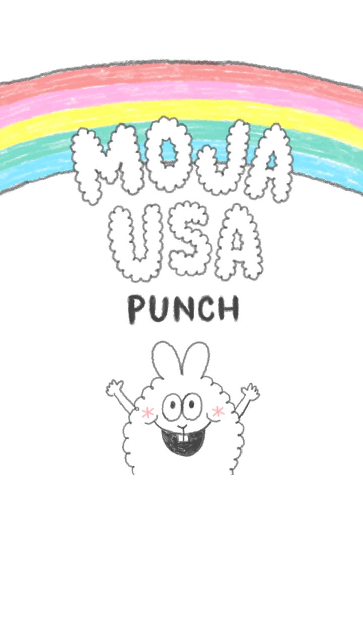 MOJAUSA PUNCH (Simple theme)