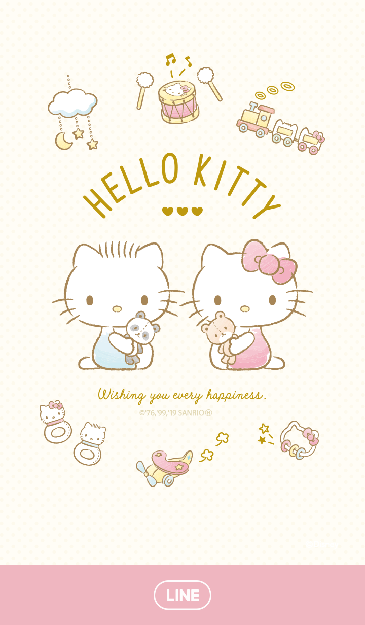 Hello Kitty: Baby