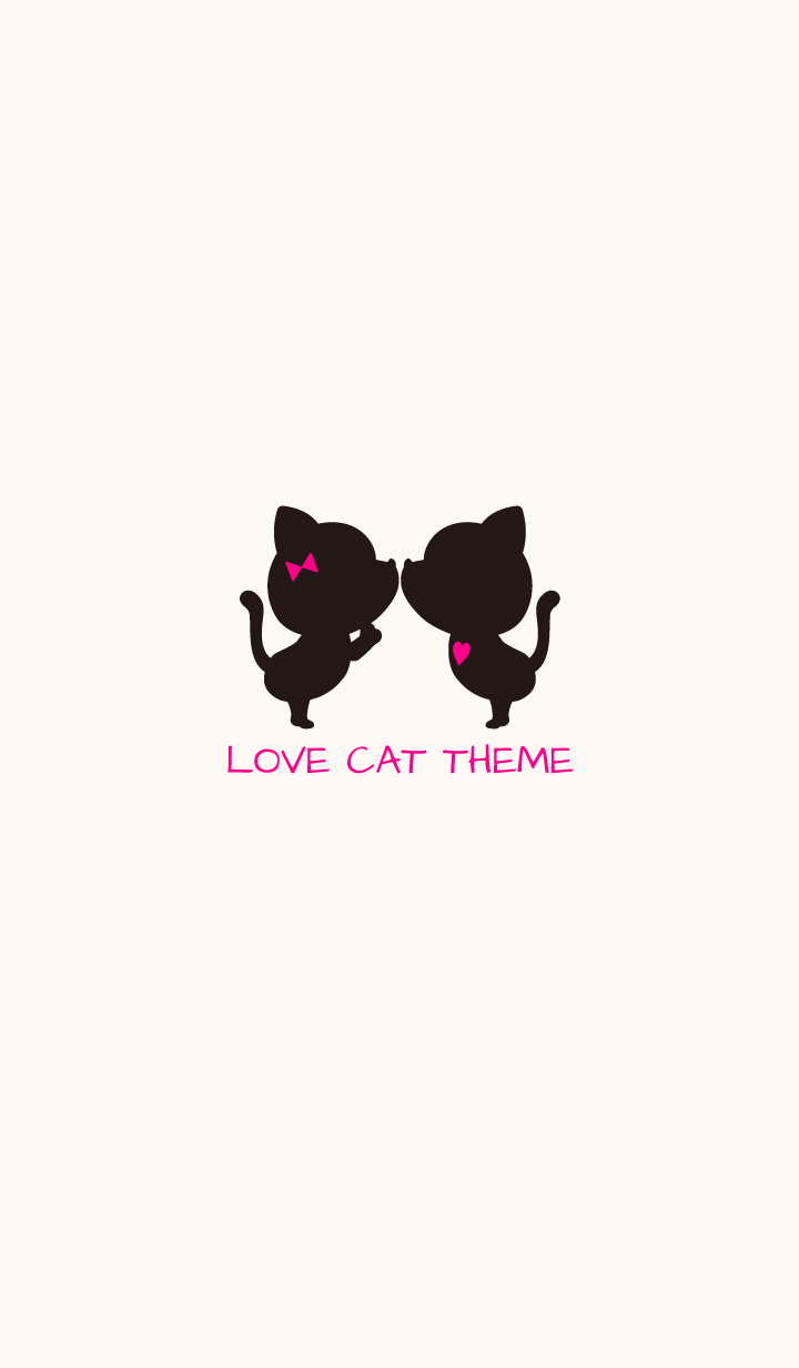 Love Cat Theme 2.