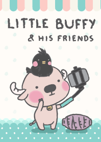 Little Buffy & his friends (Pinky) 2