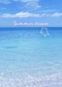 Summer ocean 18.