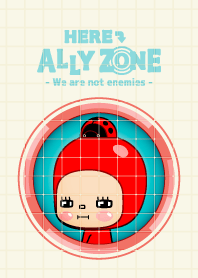 Here ally zone (english edition)