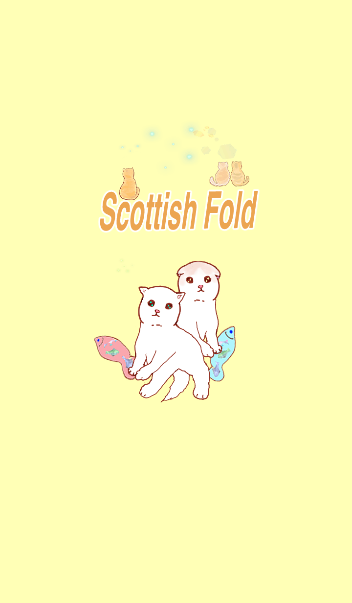 Hareruki of lovely Scottishfold theme2
