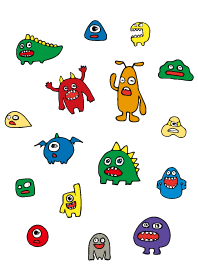 Monsters Theme