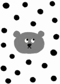 (Crayon Slack cute bear)