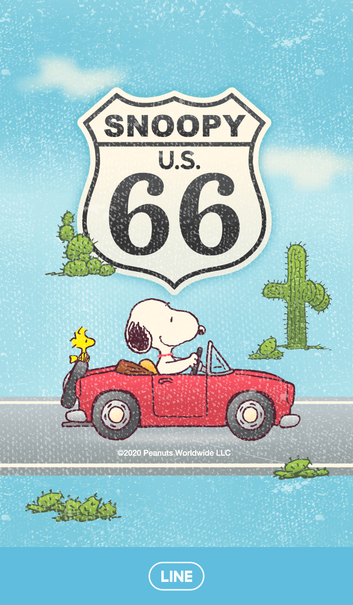 Snoopy: In the Driver's Seat