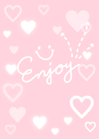 Heart Pink- smile21-