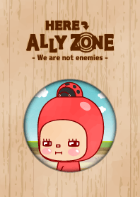 Here ally zone 2 (english edition)