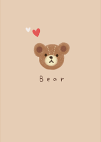 Cute teddy bear..3.